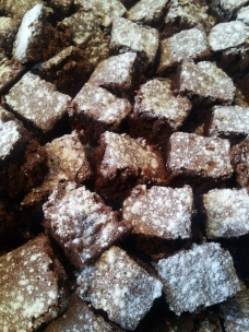 Squidgy Chocolate Brownies